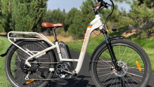 Rad Power Bikes RadCity Step-Thru Electric Bike Review Part 1 – Pictures & Specs