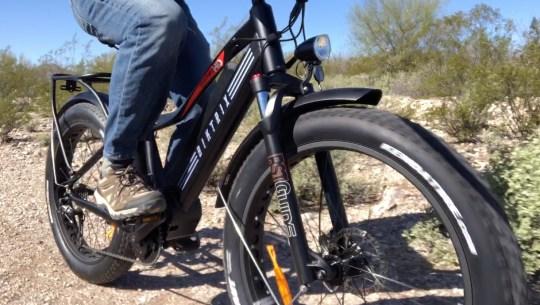 Biktrix Juggernaut HD Electric Fat Bike Review Part 2: Ride & Range Test [VIDEO]