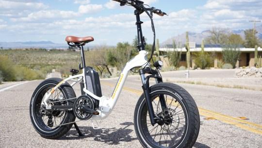Rad Power Bikes RadMini Step-Thru Electric Bike Review Part 1 – Pictures & Specs