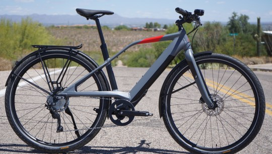 Logo FS10 Electric Bike Review Part 1 – Pictures & Specs