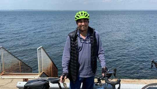 My Cancer, My Breath, My Electric Bike Journey