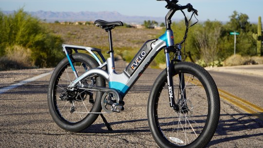 EVELO Aurora Hub-Drive Electric Bike Review Part 1 – Pictures & Specs