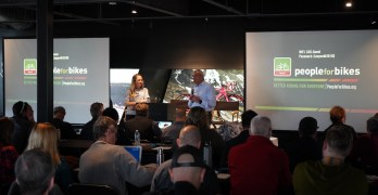 People for Bikes E-Bike Summit 2019: Laws, eMTB Access, eBiking Study, Inspiration, & More!