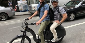 eBike News: Lyft Back in NYC, Passenger Carrying eBike, eMTB Racing, New Norco & Tout Terrain, & More! [VIDEOS]