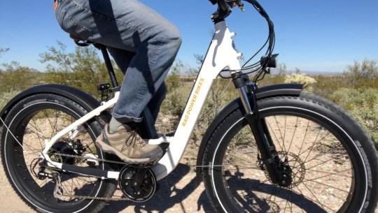 Rad Power Bikes RadRover Step-Thru Electric Fat Bike Review Part 2: Ride & Range Test [VIDEO]