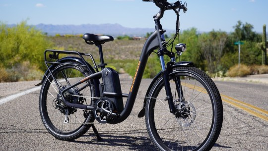Rad Power Bikes RadCity Step-Thru 3 Electric Bike Review Part 1 – Pictures & Specs