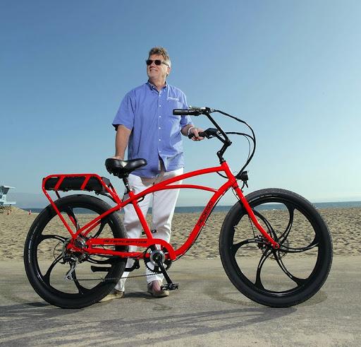 Don DiCostanzo of Pedego Bikes