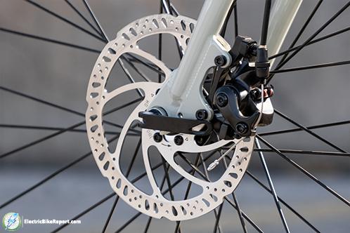 RadMission 1 Brake Rotor