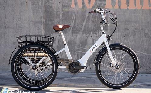 Evelo Compass Electric Tricycle Review – 2021