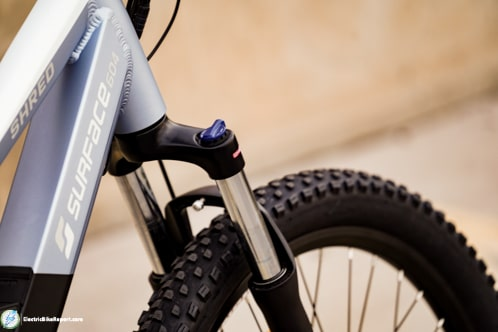 Surface604 Hardtail EMTB Suspension Fork