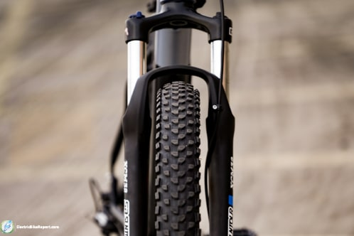 Surface604 Hardtail EMTB Tire Tread