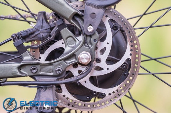 Aventon - Aventure - 180mm Disc Rotor Rear