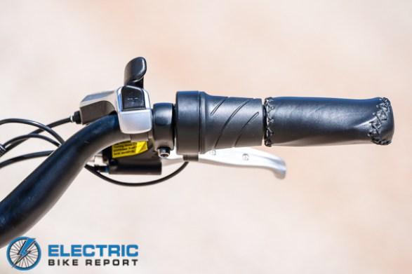 Rad Power Bikes - Rad Rover 5 - Twist Grip Throttle