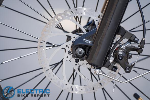 Rad Power Bikes - RadMini 4 Front Mechanical Disc Brake