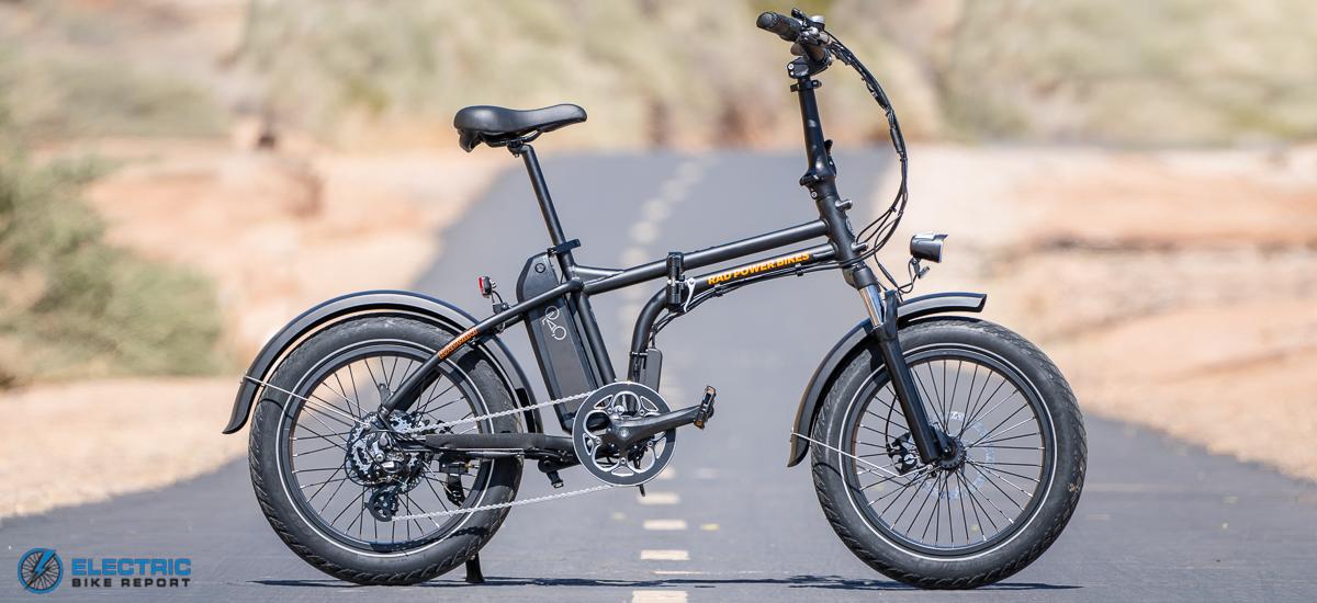 Rad Power Bikes RadMini 4