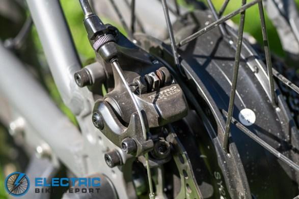 Ride1UP - 500 Series - Tektro Aries Brakes