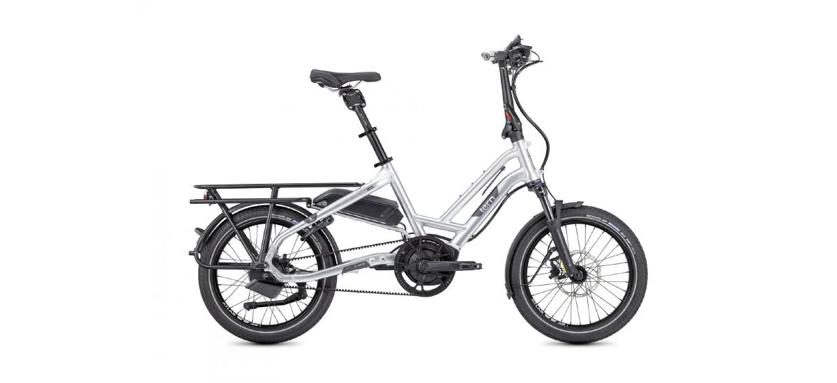 Tern HSD S Plus Electric Bike