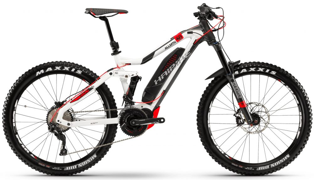 BUY the 2018 XDURO All-Mountain 6.0 **Haibike** ONLINE!