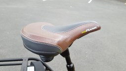 Smartmotion eCity Saddle