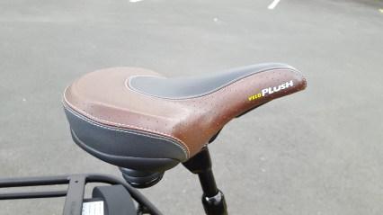 Smartmotion eCity Saddle