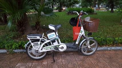 Giant is a Taiwanese bike company