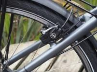 Magura hydraulic brakes