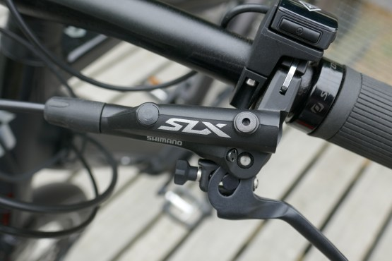 SLX shifting and brakes