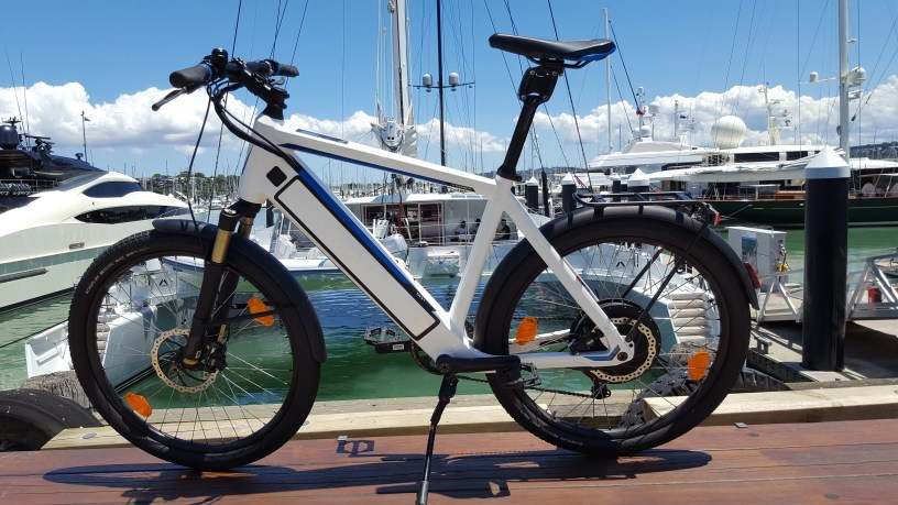 Stromer Stx A Fast And Sophisticated Ebike