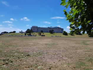 Auckland War Memorial Museum is worth a look