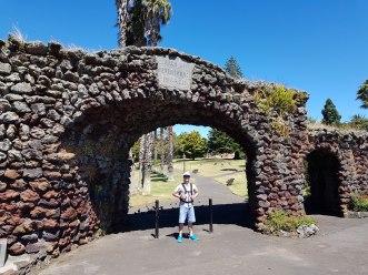 Jellicoe Park Onehunga