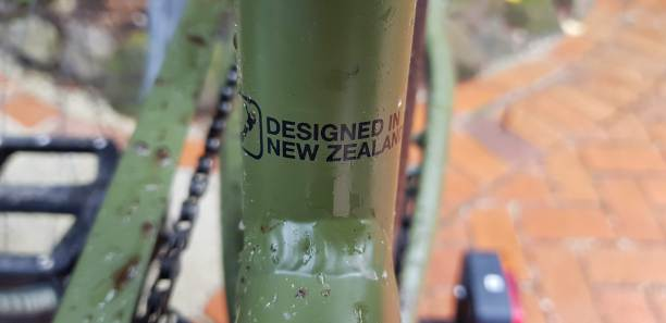 It is actually Designed in New Zealand