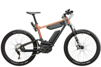 The Delite is a stunning tourer with dual batteries