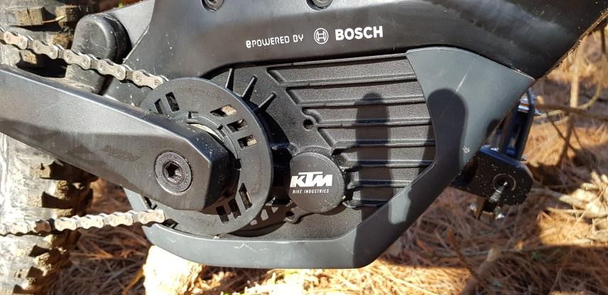 Bosch CX motor