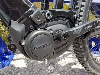 """Giant Syncdrive Pro """"Powered by Yamaha"""""""
