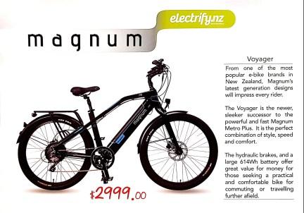 Magnum Voyager