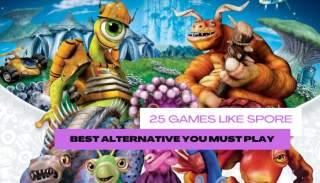 Games like spore