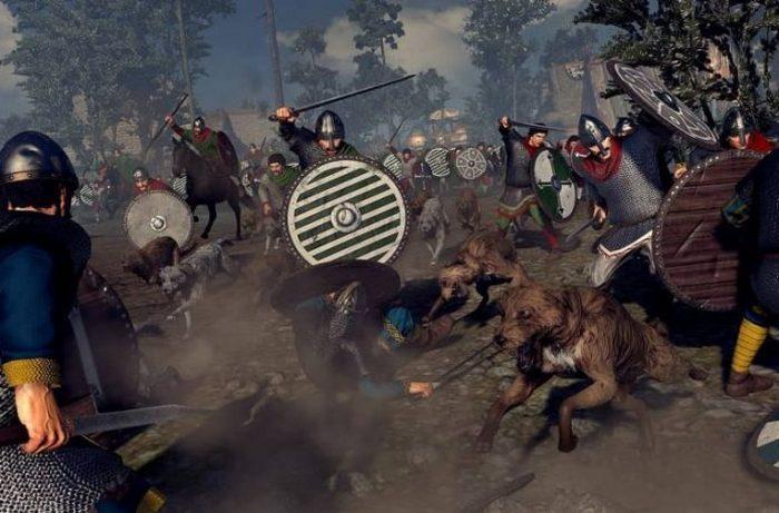 Total War Thrones of Britannia 2018