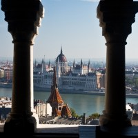 Budapest, a story of coffee and wine