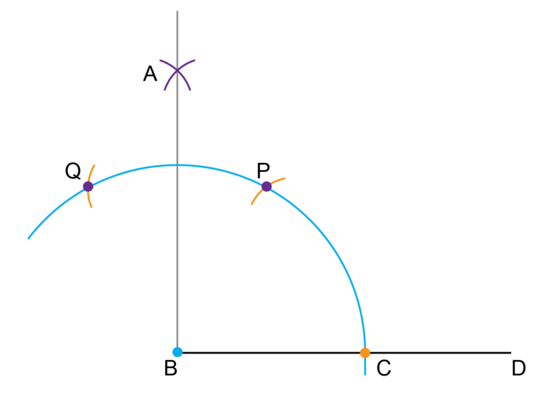 constructions of angles constructions