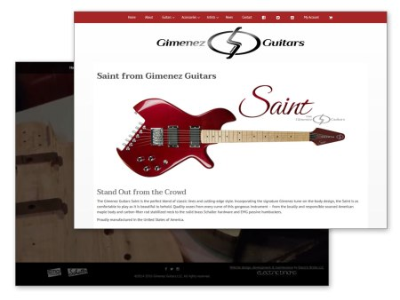 Gimenez Guitars LLC