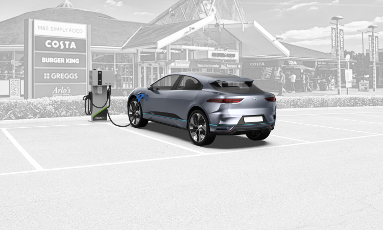 Rapid Chargers and Public Charging