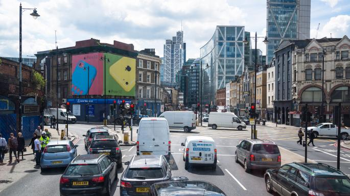 London ULEZ and Congestion Charge