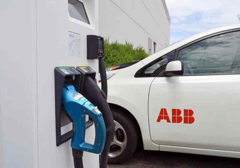 ABB Terra range of DC rapid chargers ideal for destination charging