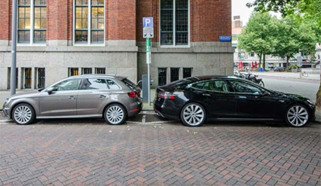 Image result for charging points cars rotterdam