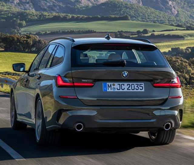 The New Bmw 330e Touring Plug In Hybrid Revealed