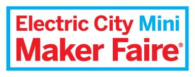 Electric City Mini Maker Faire logo