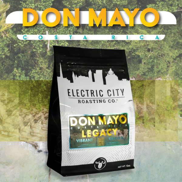 don mayo microlot from costa rica