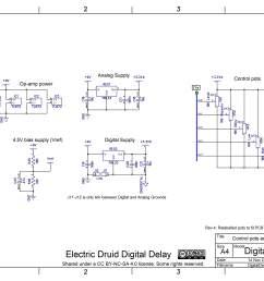 digidelay schematic pg3 [ 3566 x 2514 Pixel ]