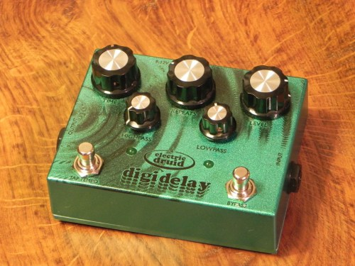 small resolution of digidelay pedal