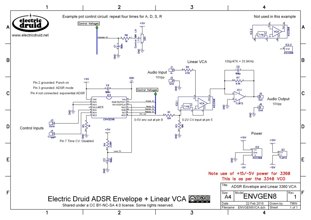 medium resolution of  envgen8 datasheet includes circuit diagram and chip pinout